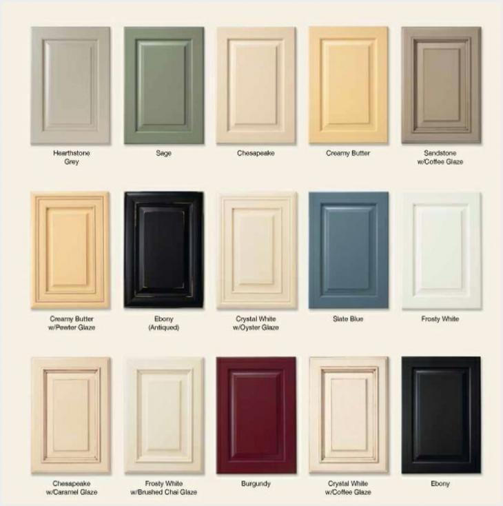 Kitchen Cabinet Door Colors Ideas In 2020 Painted Kitchen