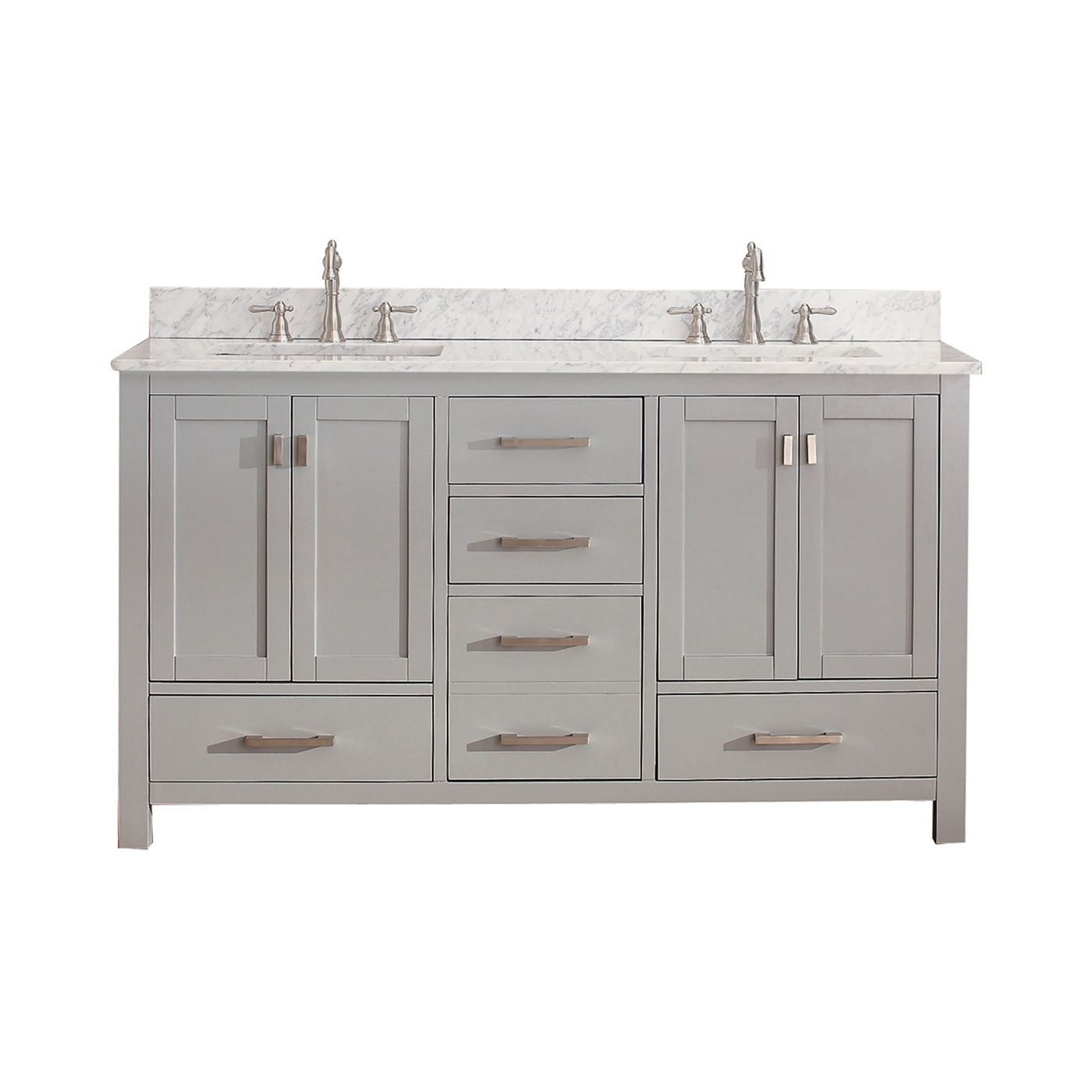 5 foot double sink vanity. Ancerre Designs Kayleigh Sapphire Gray  Common 60 In X 22 Undermount Double Sink Birch Bathroom Vanity With Natural Marble Top Vanities And