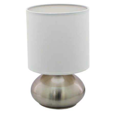 Versailles Touch Lamp Brushed Nickel Amazon Com Touch Lamp