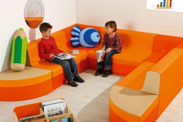 Bright And Fun Kids Soft Foam Sofa Set Http://www.atomicplaygrounds.