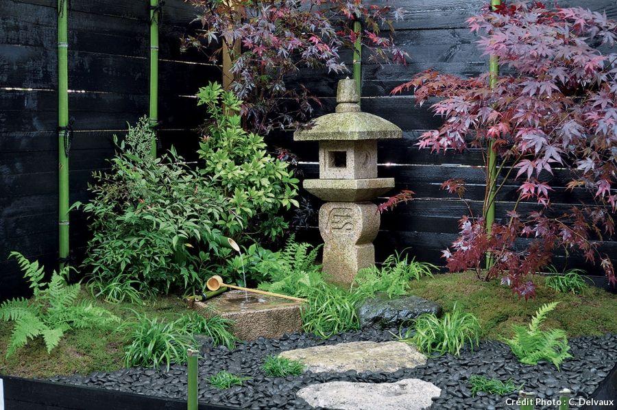 Tout lu0027esprit du Japon dans 4m² Feng shui, Yard ideas and Gardens - jardin japonais chez soi