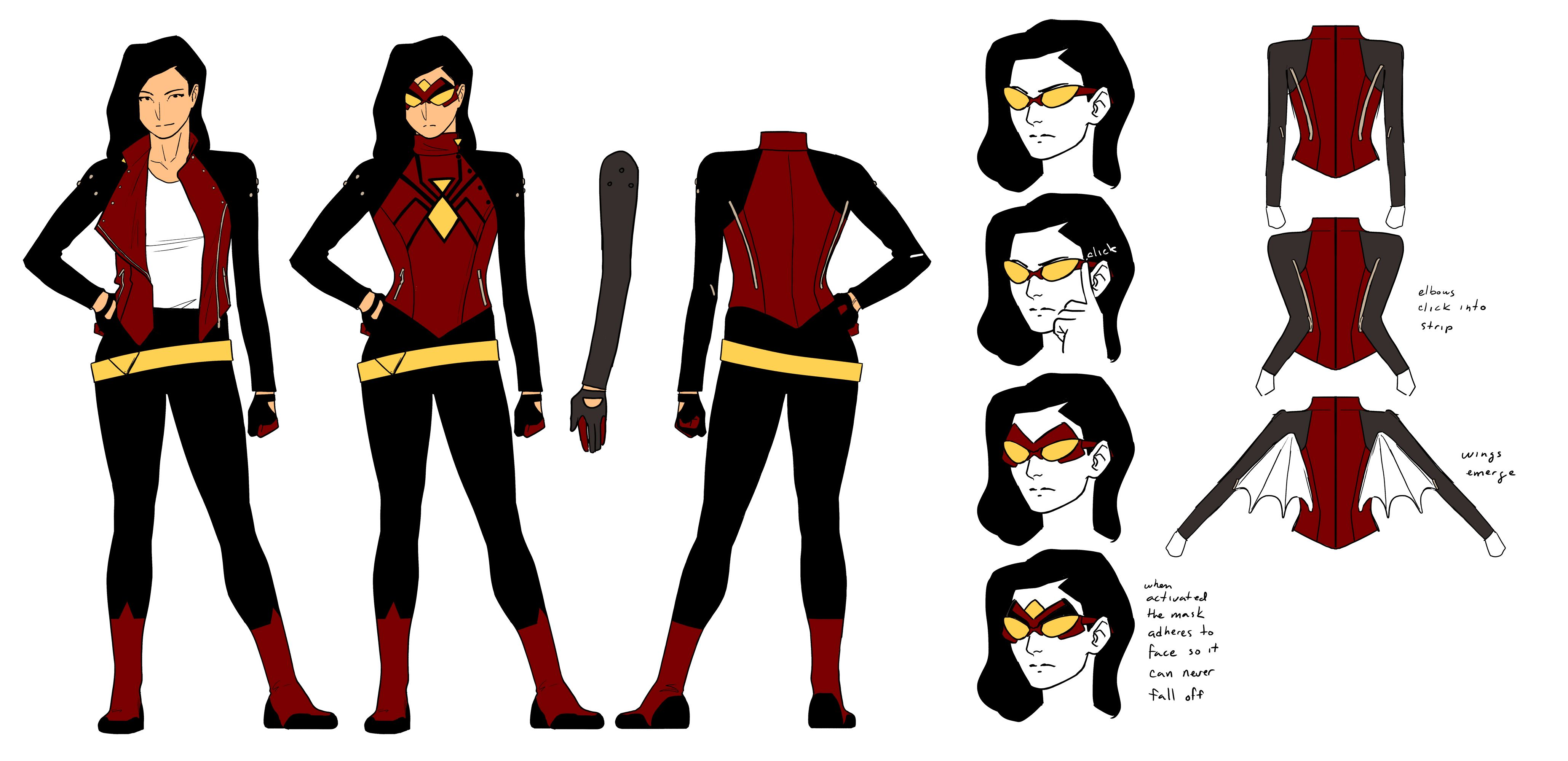 Spider-Woman (Finally) Gets a New Costume - Comic Vine