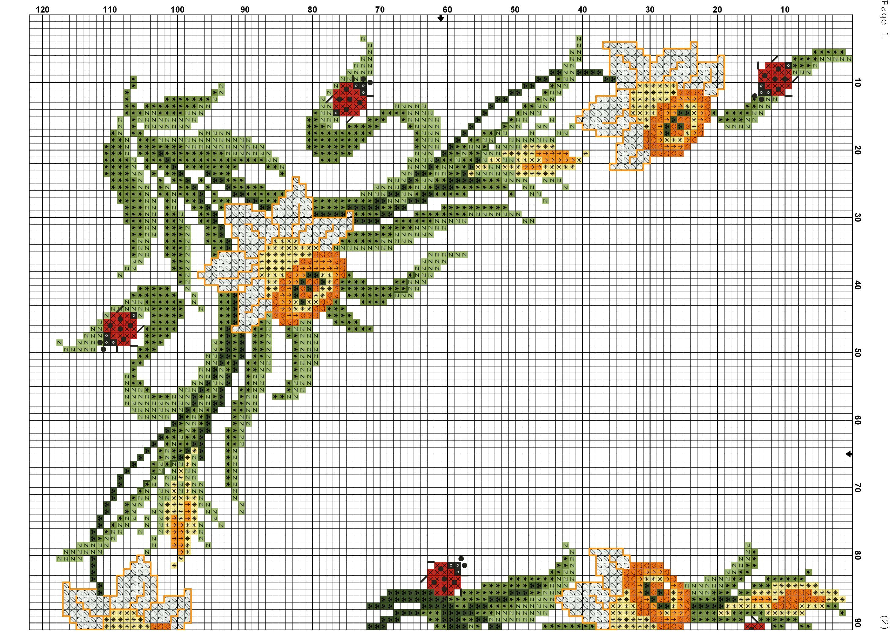 Cross Stitch Patterns For Tablecloth Novocom Top