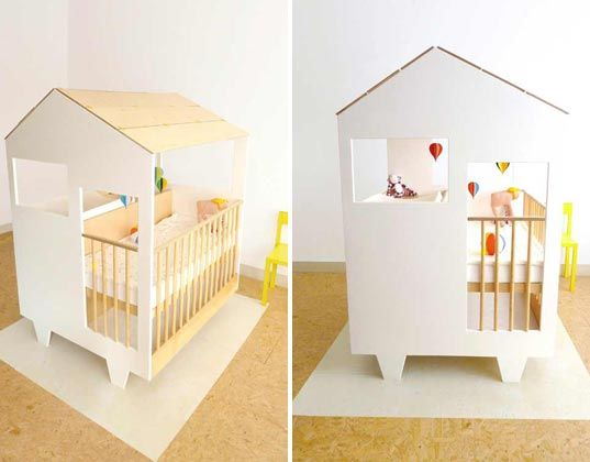 Nina\'s House by Dave Keune. Crib, Playpen, Dresser, and Changing ...