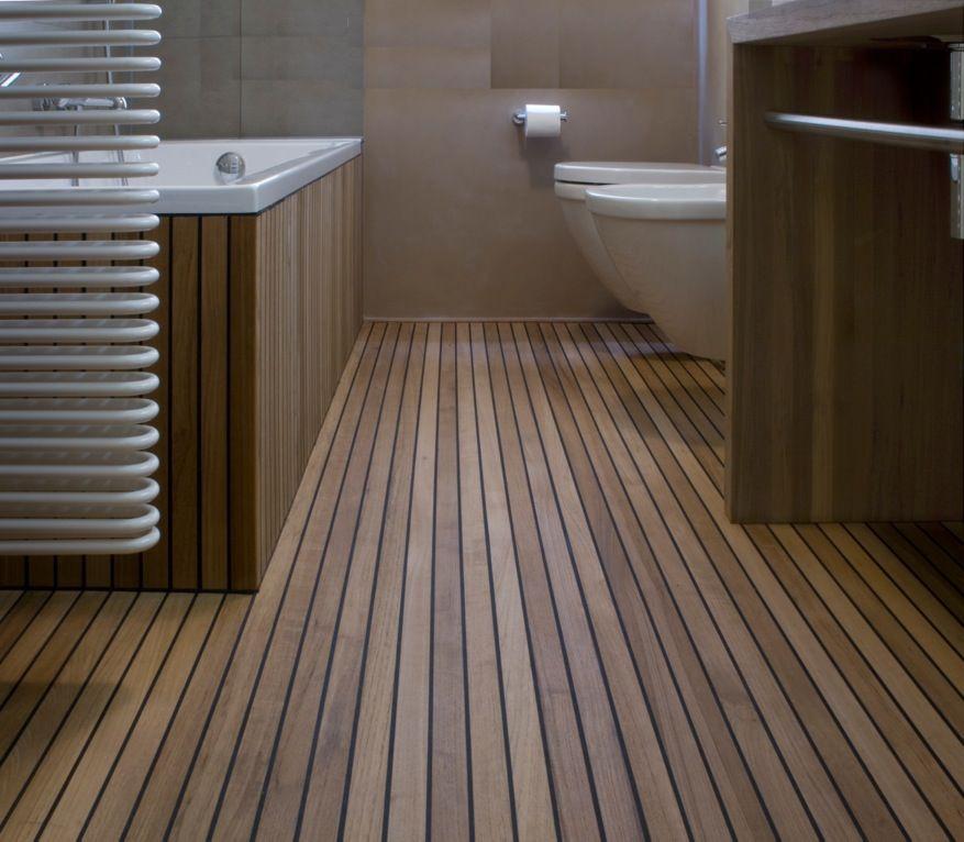 parket in badkamer - Google zoeken   Pinterior design   Pinterest