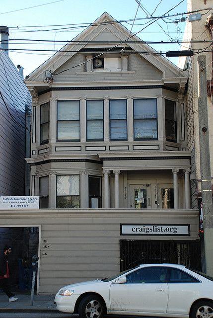 Tech Companies X Victorian Architecture San Francisco San Francisco Victorian Houses Victorian Architecture Architecture