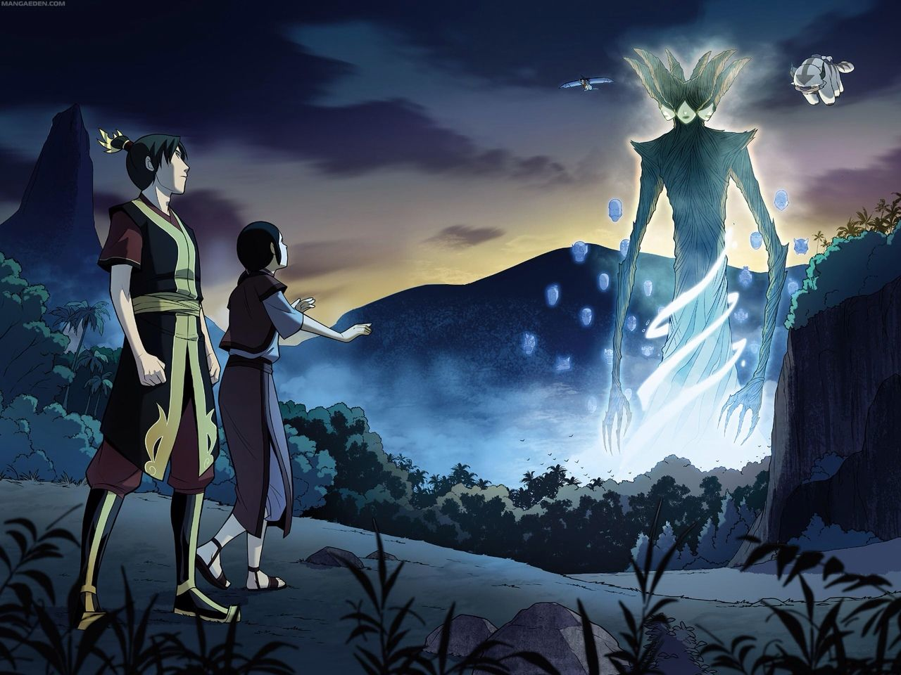 the mother of faces | Avatar the last airbender, The last ...