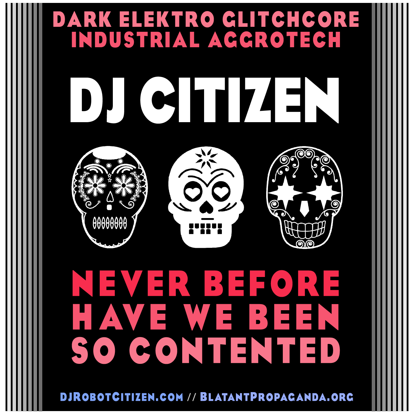 Cover Art for song by DJ Citizen; released in early 2000s