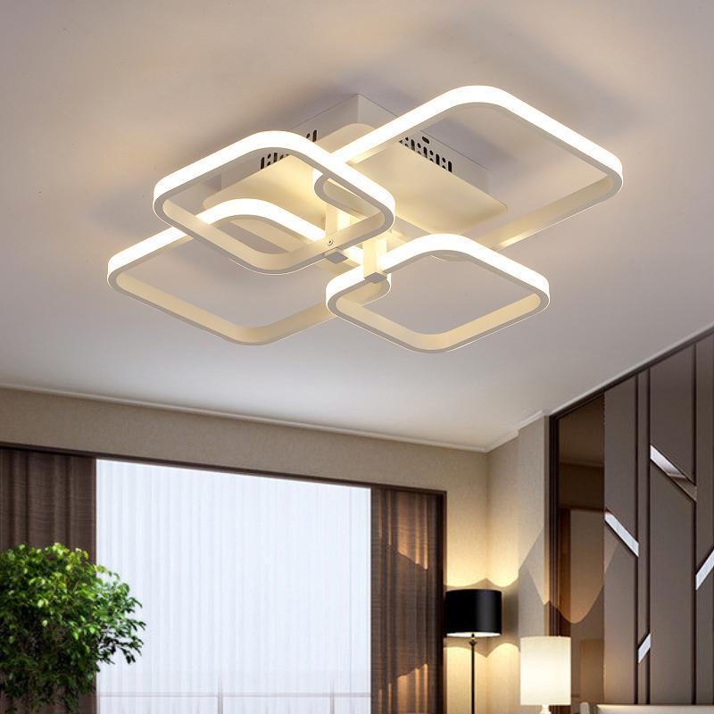5 Modern Lighting Ideas For Your Living Room Led Ceiling Light Fixtures Ceiling Lights Modern Led Ceiling Lights