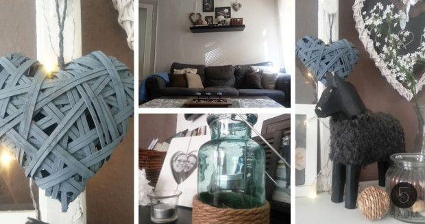 ikea ektrop, wohnzimmerdeko, livingroom, modern, skandinavisch, loft - wohnzimmer blau wei grau