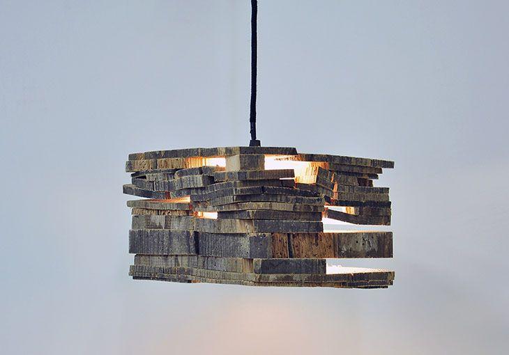 almleuchten lampen aus altem holz altholz lampe design lampen lampen aus holz