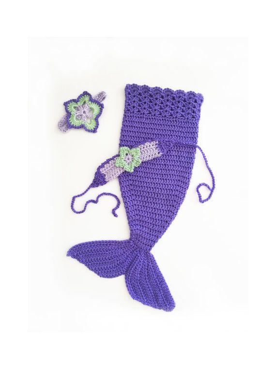 Crochet Mermaid Tail Pattern | Pinterest