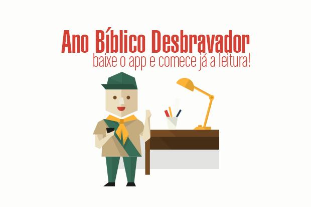 Ano Bíblico Desbravador.