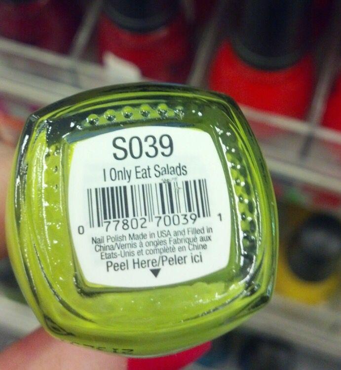 Nail Polish Names Funny - Creative Touch