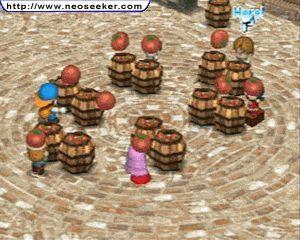 Harvest Moon Back To Nature Screenshot Harvest Moon Harvest Moon Game Harvest