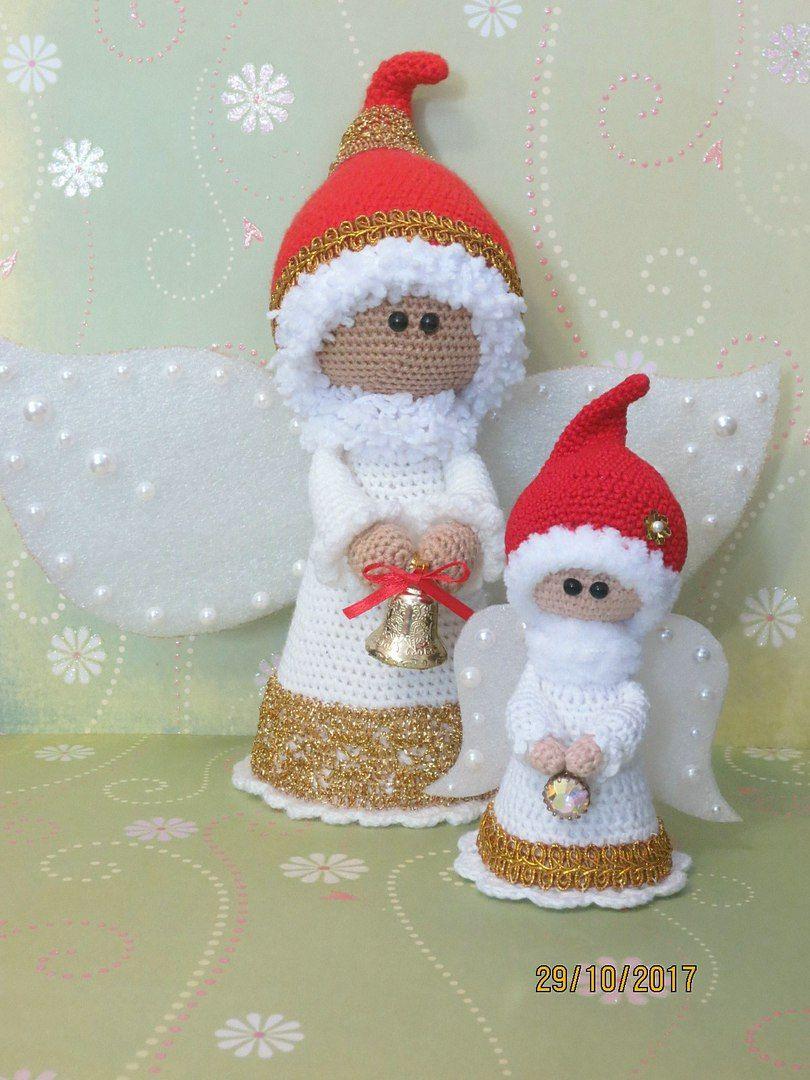 Pin Di Marcia Tucker Su Crochet Christmas Christmas Crafts Diy