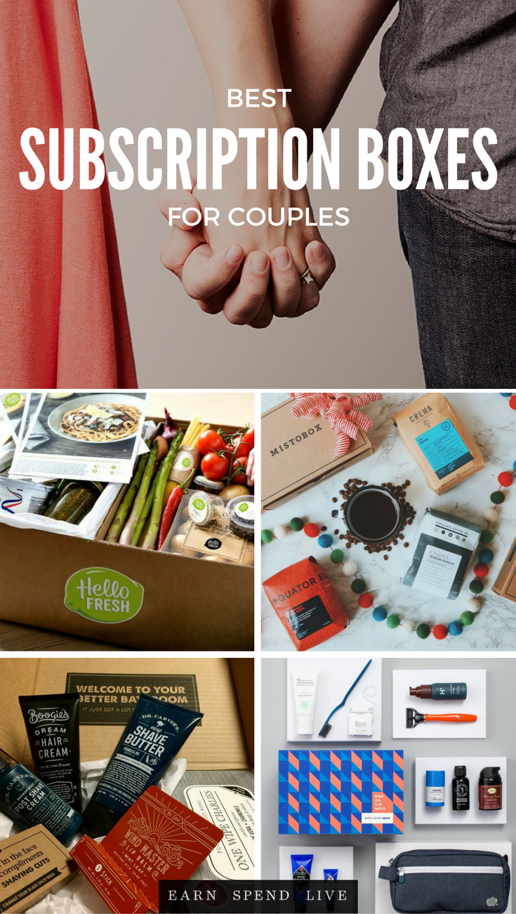 The Best Subscription Boxes For Couples Adulting Tips Best