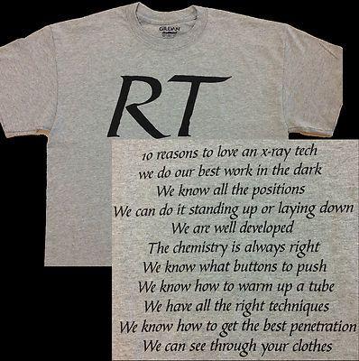 d46ed384 Radiologic Technologist (RT) X-Ray T-shirts   Things I like ...