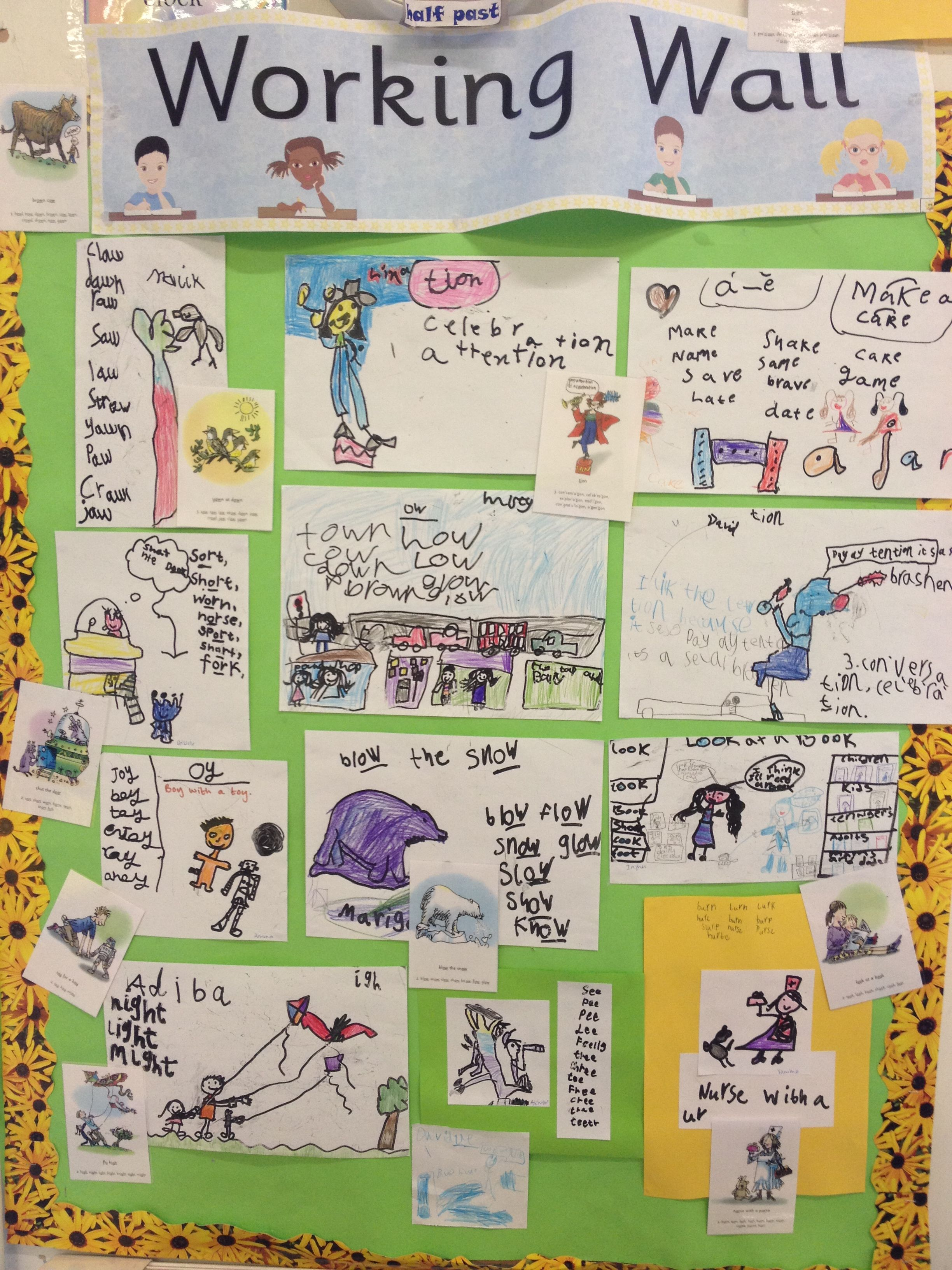 Classroom Ideas Year 1 ~ Year phonics display literacy