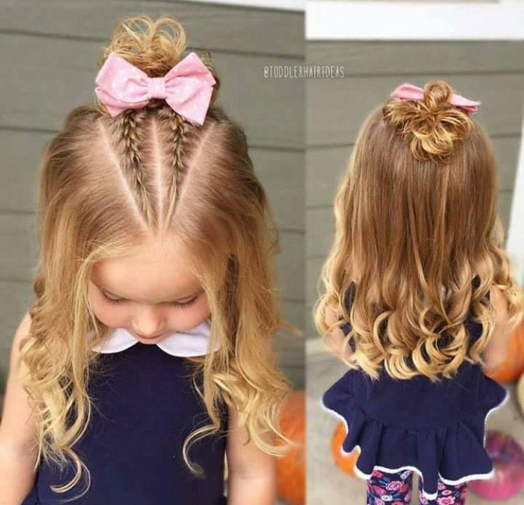 10 Peinados para ninas para fiestas