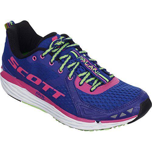 2fd7690d7d502 Scott T2 Palani Running Shoe Womens BluePink 90 >>> Be sure to check ...