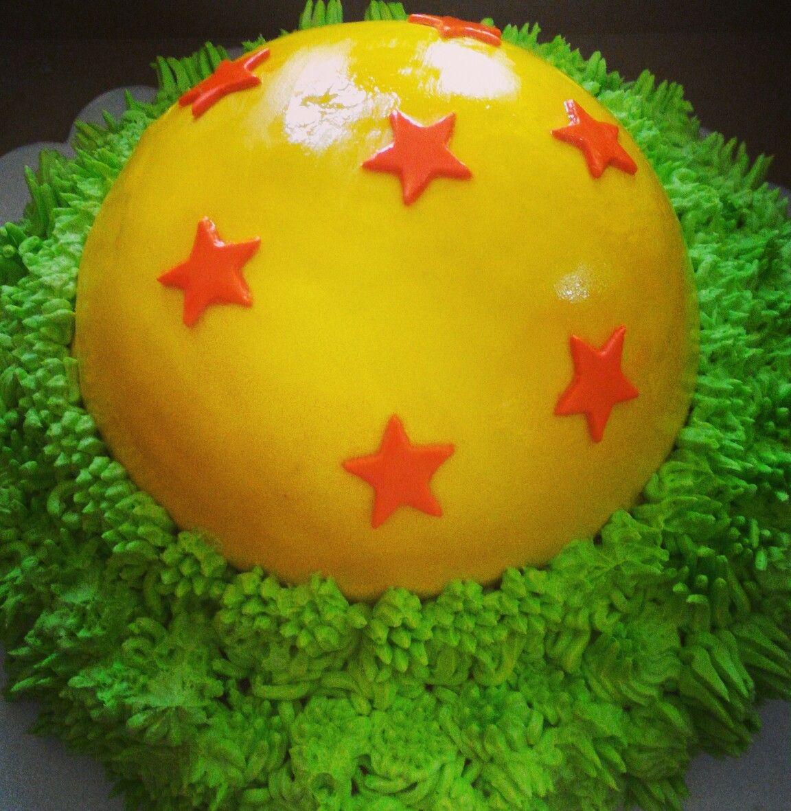 Torta esfera del dragón