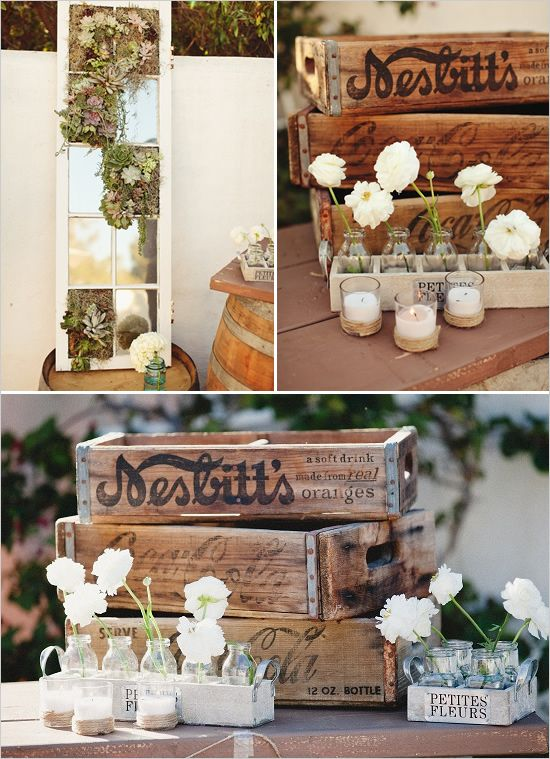 floral decorations and decor ideas