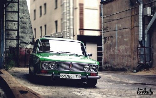 Wallpapers Lada Vaz 2103