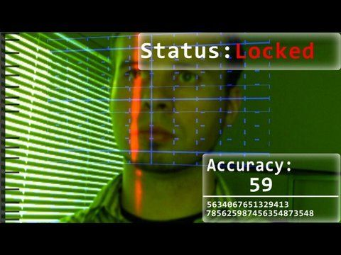 Something is. facial recognition software dell for