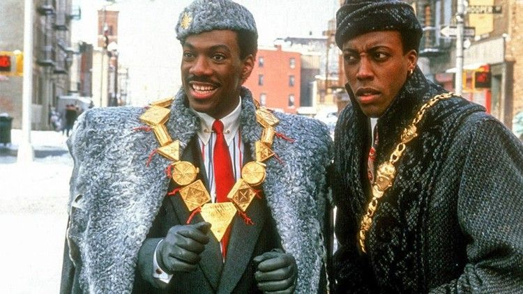 Wesley Snipes Reveals Character Name Voice And Plot Details For Coming 2 America Geektyrant Best Romantic Comedies Eddie Murphy Good Comedy Movies