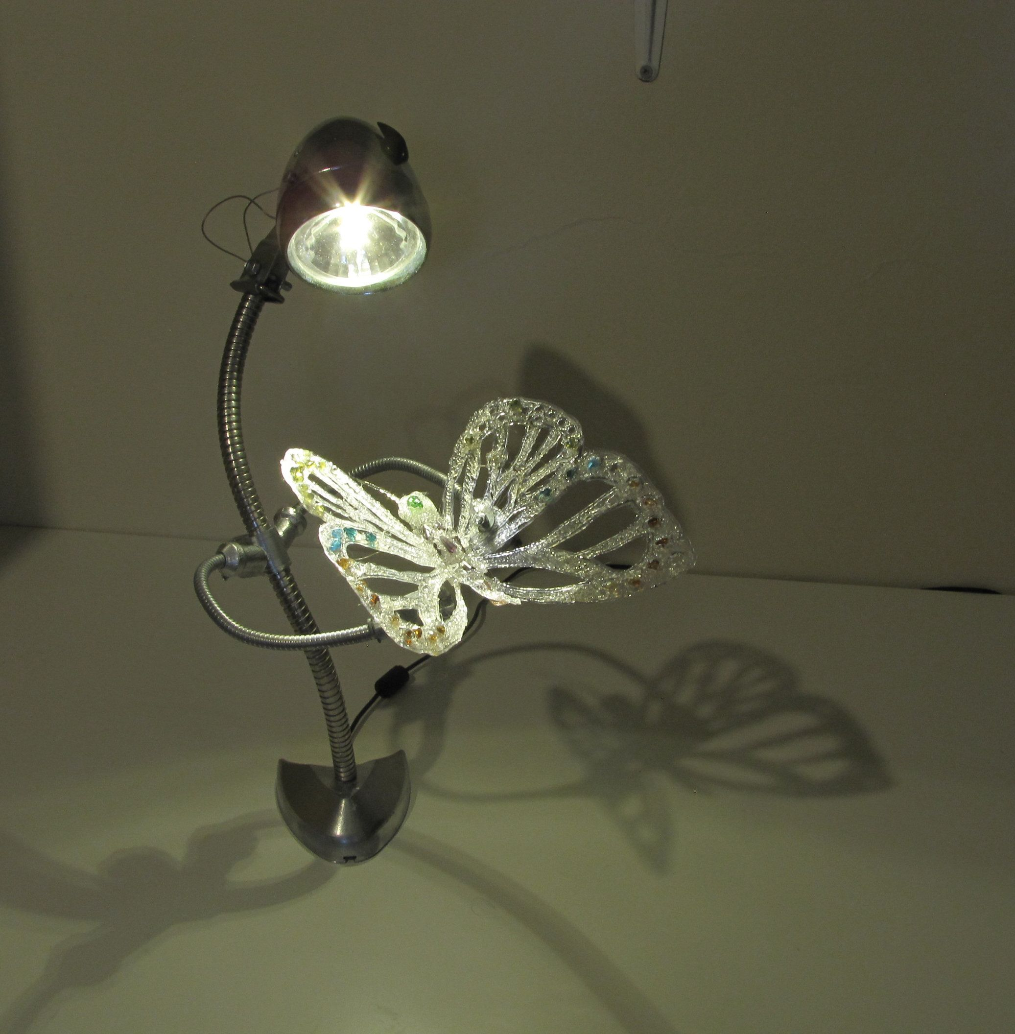 Artistic Lamp Yellow Butterfly In 2020 Retro Bicycle Retro Bicycle