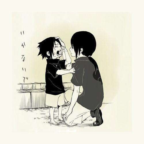 Itachi and Sasuke - Itachi Uchiha Photo (24773489) - Fanpop