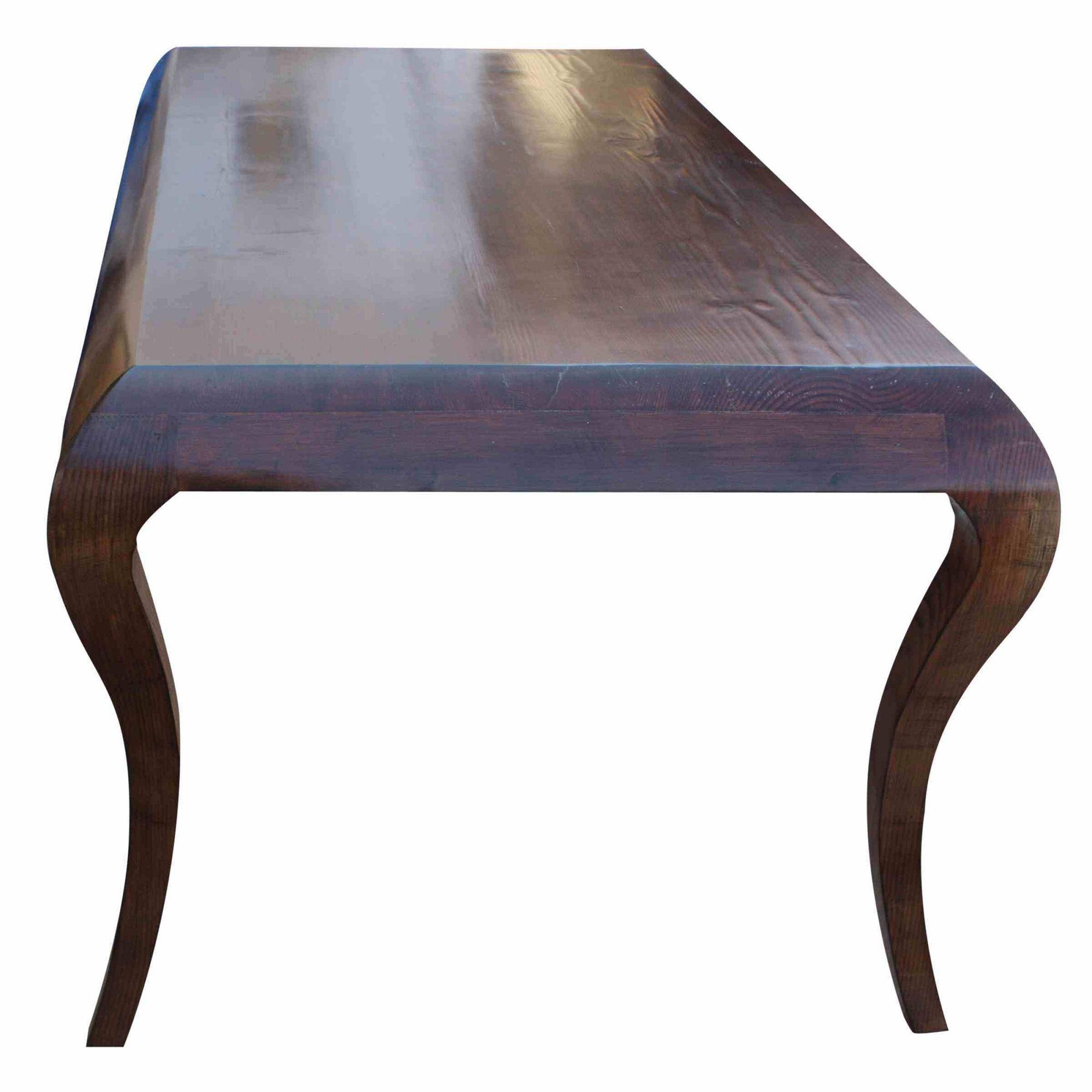 Mystic Cabriole Leg Dining Table