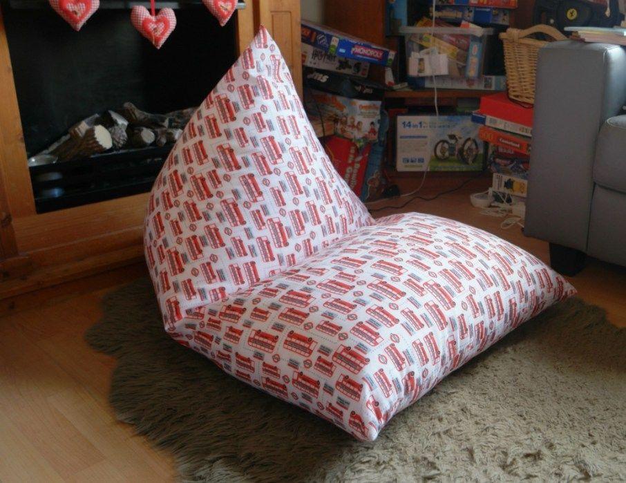 How to sew a bean bag chair bean bag chair diy bean