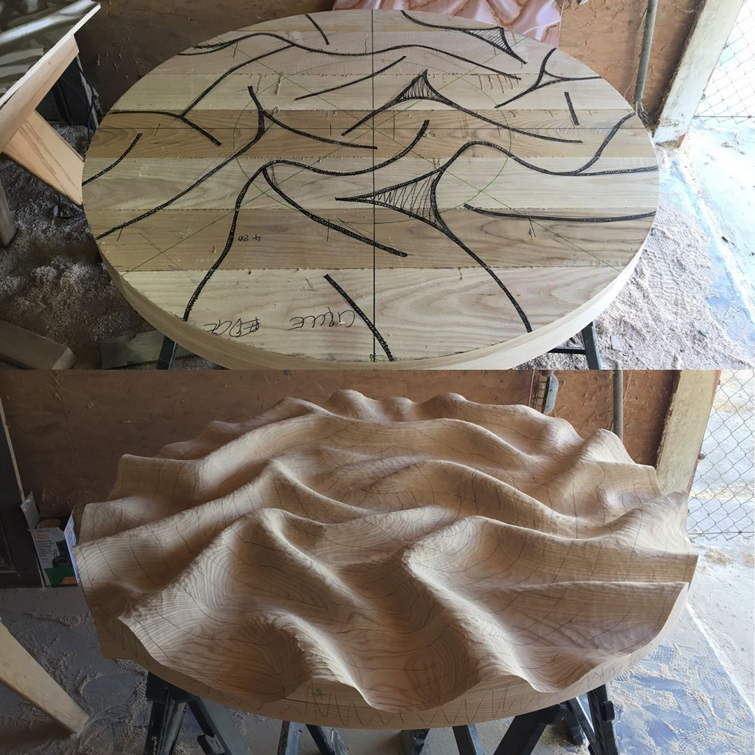 likes comments wood design woodskill on instagram