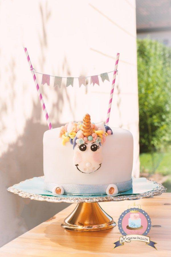 kuchenk nigin einhorn geburtstag unicorn birthday cake torte kuchen glitzer regenbogen rainbow. Black Bedroom Furniture Sets. Home Design Ideas