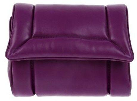 JULIEN DAVID Purple The Pilow Bag - Lyst