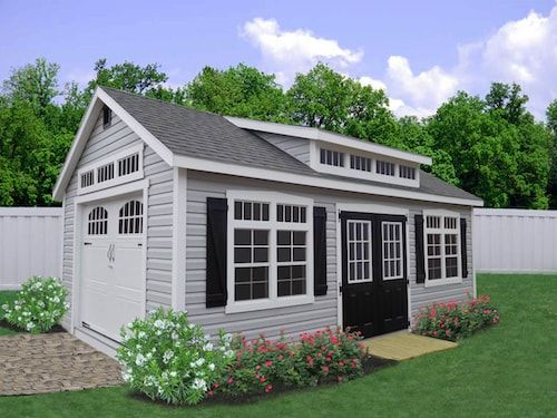 We Offer A Full Line Of Attractive Vinyl Sheds That Are Designed And Built To Offer You Smart Storage Solutions That Keep Everyth Shed Vinyl Sheds Custom Sheds