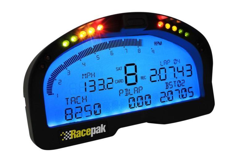 Racepak Iq3 Dash Display 250 Ds Iq3 Data Logger Logger Performance Racing
