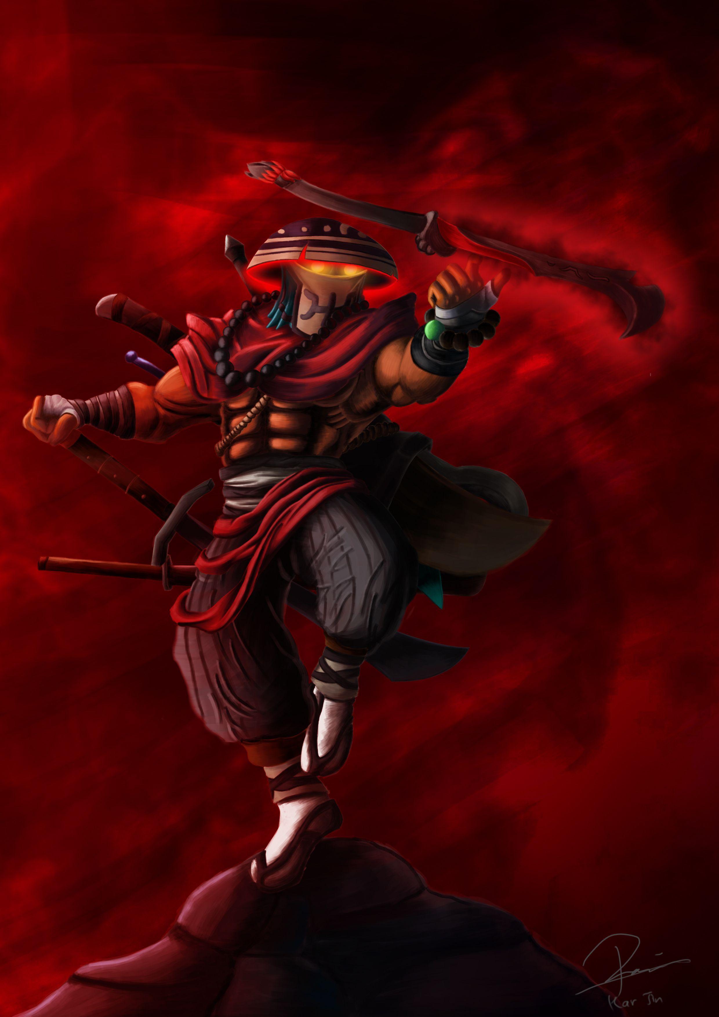 DOTA 2 Balance Of The Bladekeeper Juggernaut Dota Wallpaper Games Images