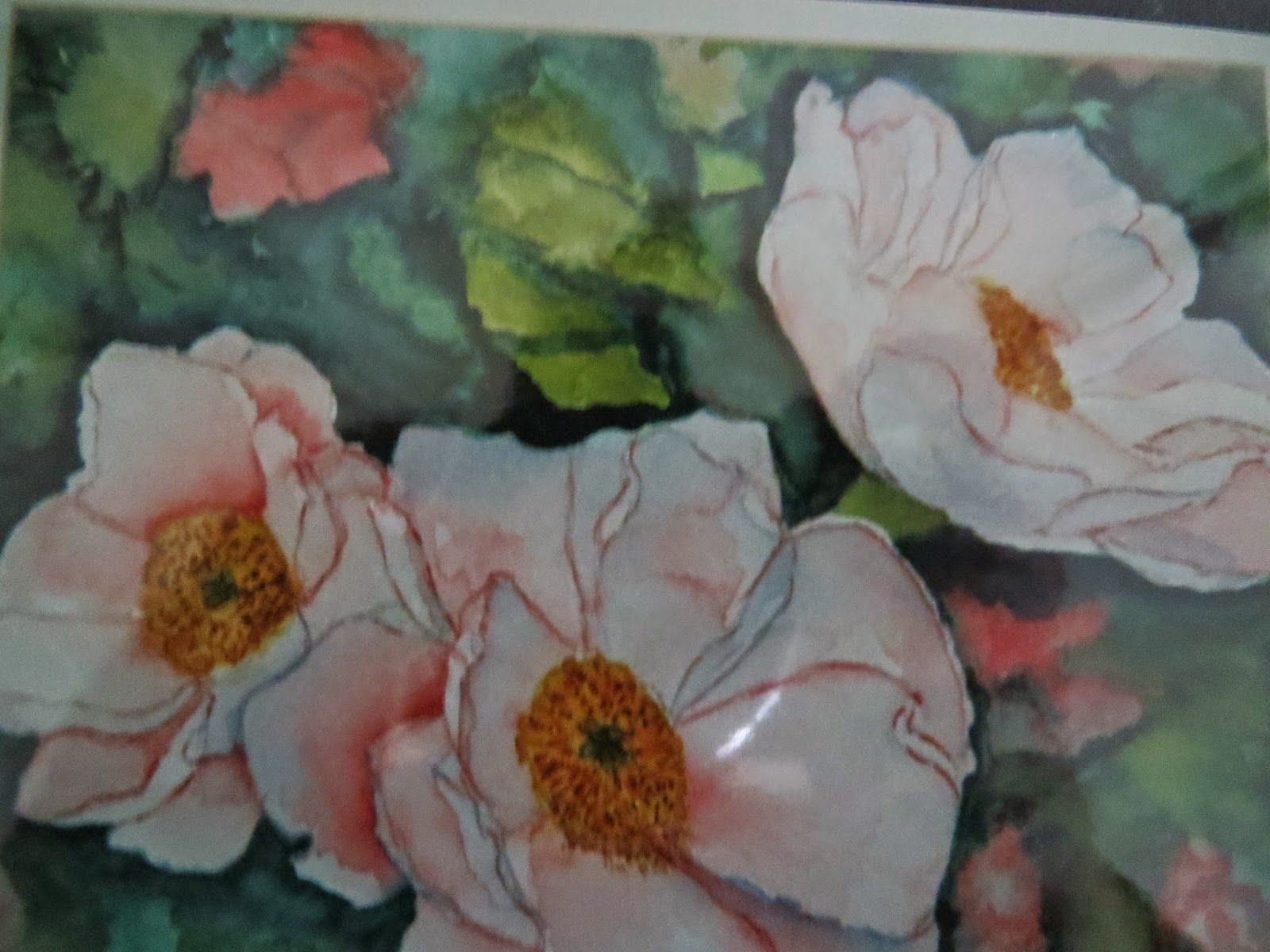 Never too old to learn: Lang geleden geschilderd