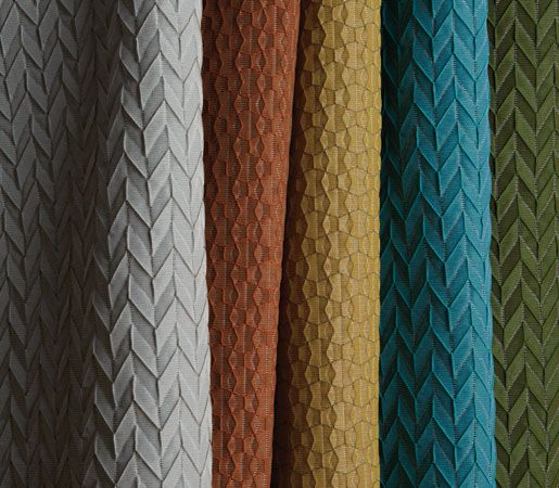 Inspired by the #art of #traditional #Japanese paper folding, the Oragami Collection by Designtex can be used either as a panel #fabric or a #drapery. #design #interiordesign #interiors #oragami #interiordesignmagazine #textiles #productFIND #windowtreatments @Designtex