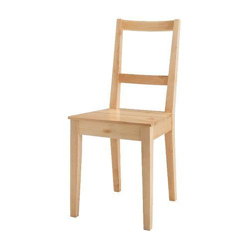 Stühle ikea  BERTIL Stuhl IKEA Massivholz; strapazierfähiges Naturmaterial ...