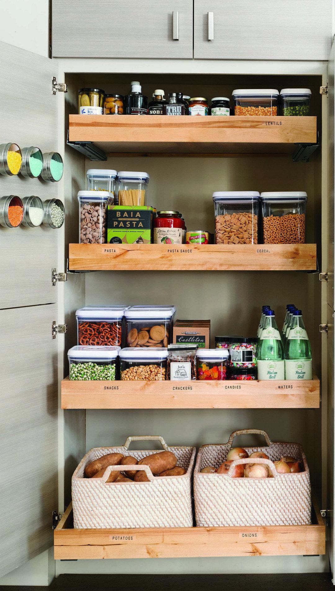 20 Diy Small Kitchen Storage Ideas 1 Small Kitchen Storage Small Pantry Kitchen Design Small