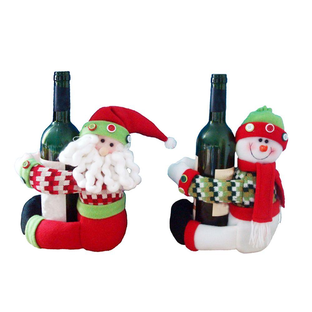 Lo nuevo navidad decoraciones para winebottle mu eca for Lo nuevo en decoracion
