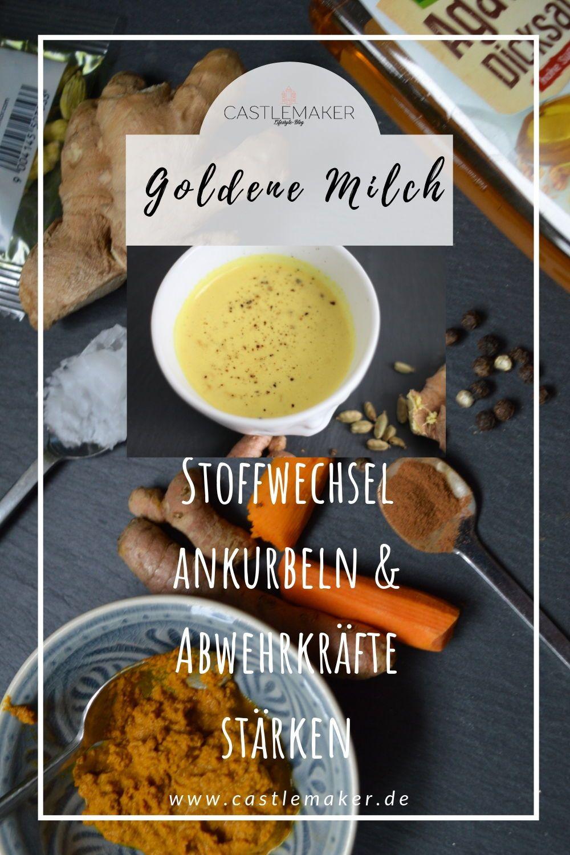 Photo of Das Superfood Kurkuma und seine Wirkungen – Rezept Goldene Milch « CASTLEMAKER Lifestyle Blog