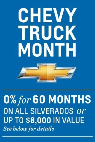 Graff Chevrolet Bay City >> Chevy Truck Month At Graff Chevrolet Bay City I Love