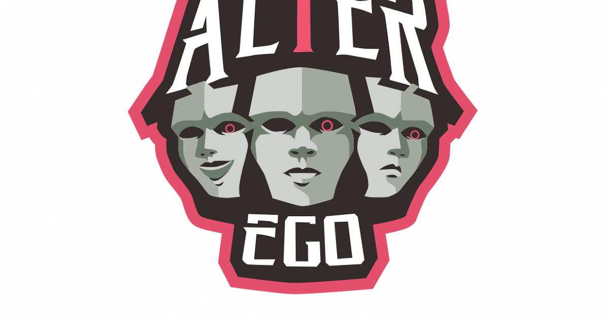 Logo Atau Lambang Alter Ego Format Cdr Svg Jpeg Ai Vektor Hd Dan Png Alter Ego
