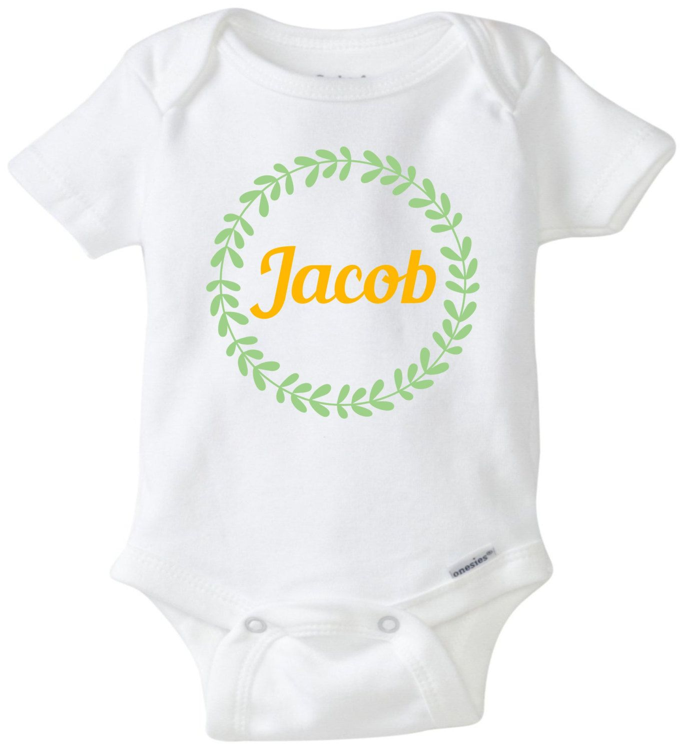 Baby onesie custom onesie personalized onesie baby boy baby gift baby onesie custom onesie personalized onesie baby boy baby gift baby shower gift coming home outfit negle Image collections