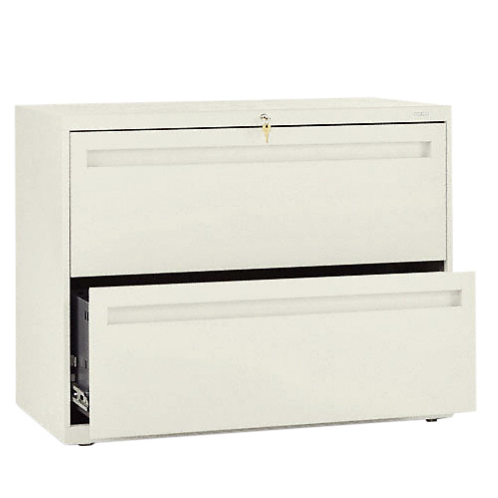 Hon 782 Series 36 Inch Wide 2 Drawer Lateral File Cabinet